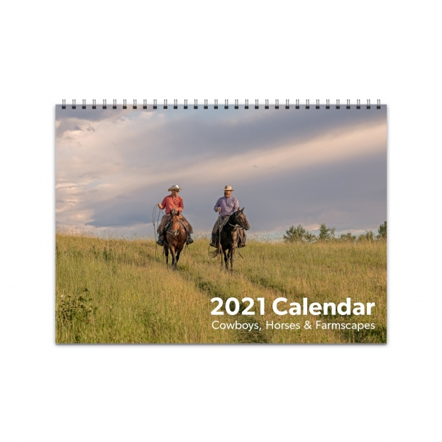 2021 Calendar Front Cover